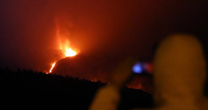 La Palmada 700den fazla kişi için tahliye emri