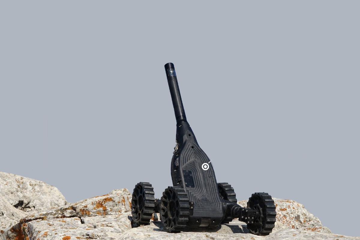 İsmail Demir: 'ACROB İKA'lar her türlü hava ve arazi şartlarında güvenlik güçlerimizin minik yardımcıları olacaklar'