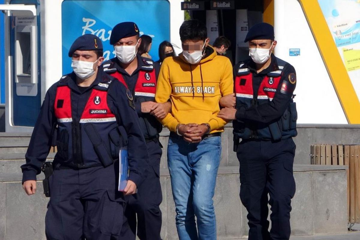 Yasa dışı yollarla Türkiye'ye giren PKK'lı terörist yakalandı