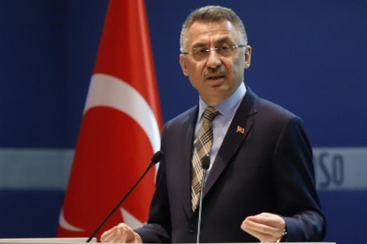 Cumhurbaşkanı Yardımcısı Oktay'dan 'Boğaziçi' açıklaması