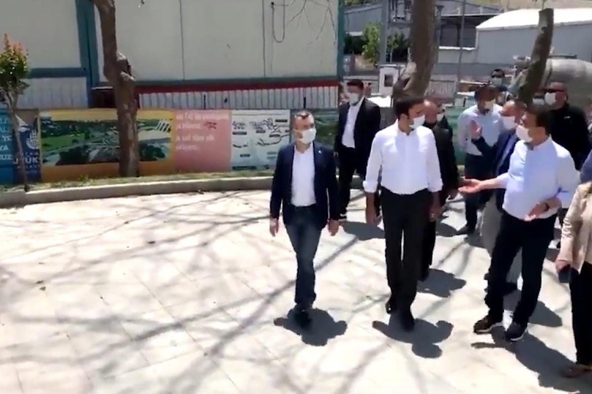 İBB Başkanı İmamoğlu, Dolmabahçe-Levazım Tüneli için: 'Ben niye para harcayayım' dedi