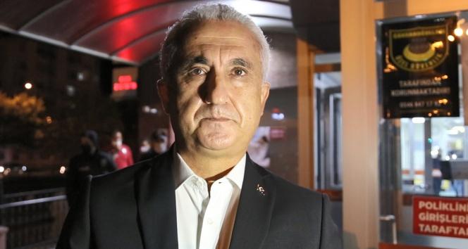 Vali Çakırdan 12 polisin yaralandığı kazayla ilgili açıklama