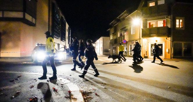 Norveçte oklu saldırı dehşeti