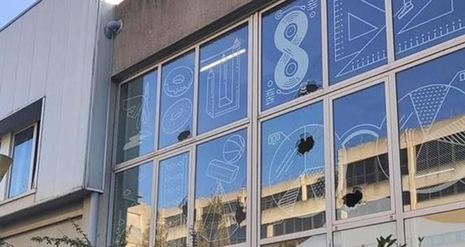 İspanyada üniversiteye silahlı saldırı