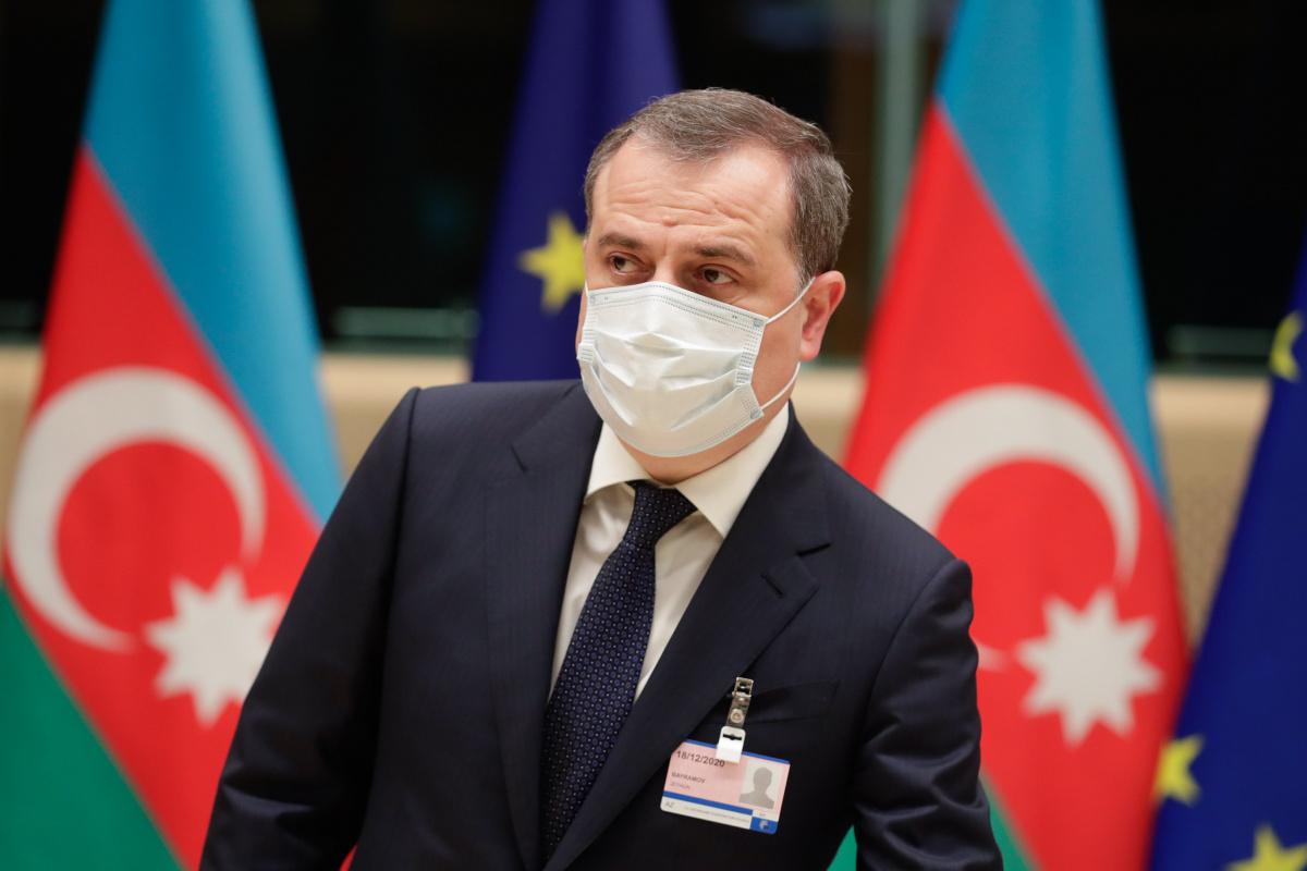 Azerbaycan Dışişleri Bakanı Bayramov: 'Azerbaycan, Ermenistan ile ilişkileri normalleştirmeye hazır'