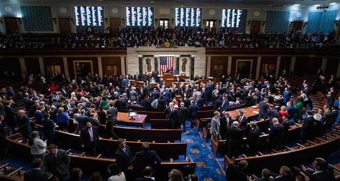 ABD Senatosu'ndan geçen 2021 savunma bütçesi, Trump'ın vetosunu aşıp yasalaştı