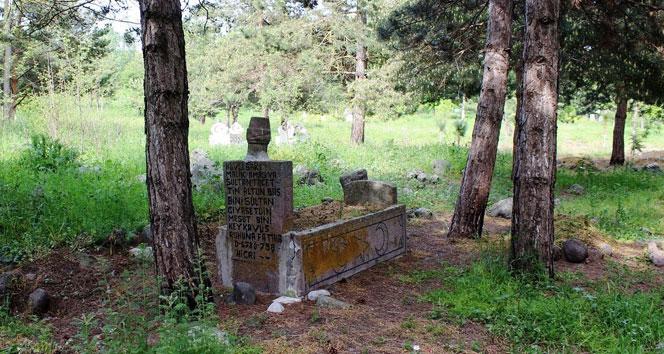 Son Selçuklu Sultanı 2. Mesut'un mezarı Samsun'da