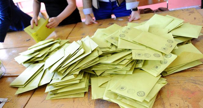 İzmir 7 Haziran seçim sonuçları