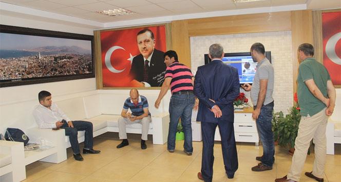 AK Parti İzmir'de sessizlik hakim