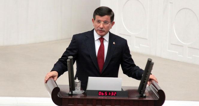 Davutoğlu, koalisyon görüşmesinin ardından konuştu