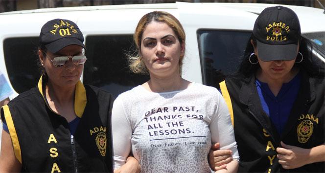 Koca katili Çilem'in tişörtündeki mesaj