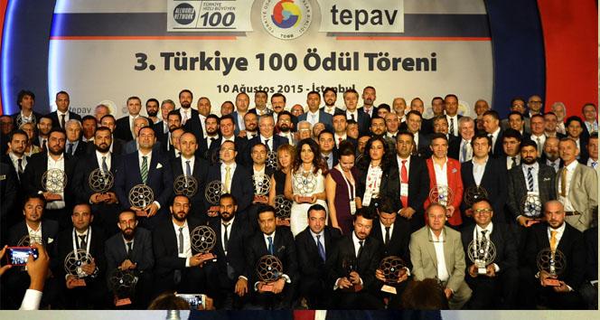 İşte Türkiye'nin hızlı büyüyen 100 şirketi