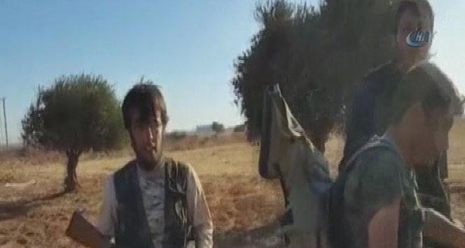 IŞİD Türkiye sınırındaki köylere saldırıyor