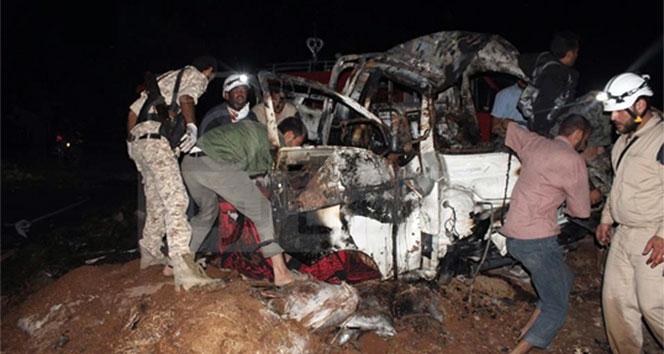 IŞİD, bombalı araçla intihar saldırısı düzenledi!