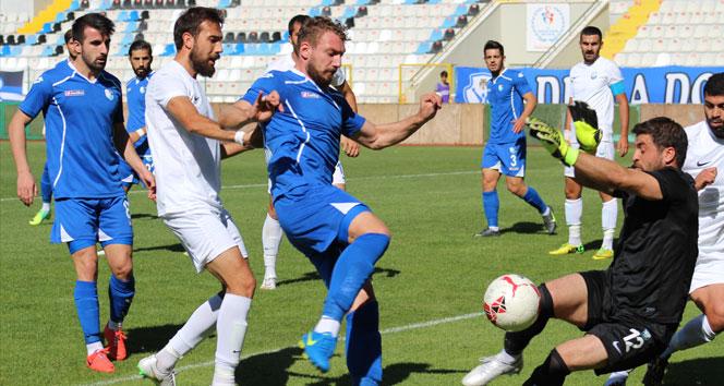 BB Erzurumspor: 3 - Dersimspor: 1