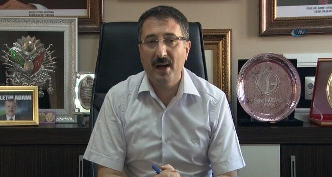 İskilipli Atıf Hoca'ya küfreden MHP'li başkana tepkiler çığ gibi büyüyor