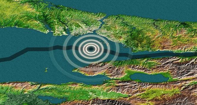 Bilim adamlarından İstanbul için büyük deprem uyarısı…
