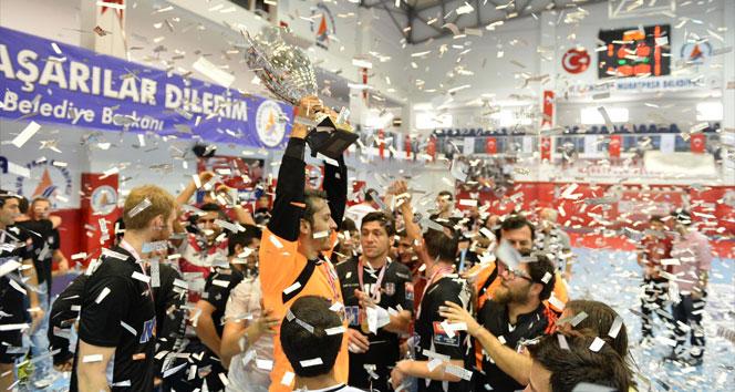 Hentbol'da Süper Kupa Beşiktaş'ın