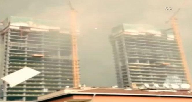 İstanbulu fırtına vurdu: 8 yaralı