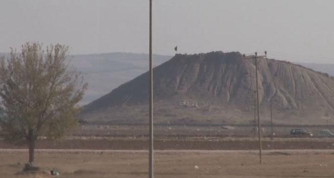 IŞİD kuzey ve güneydoğudaki tepelere de bayrak dikti