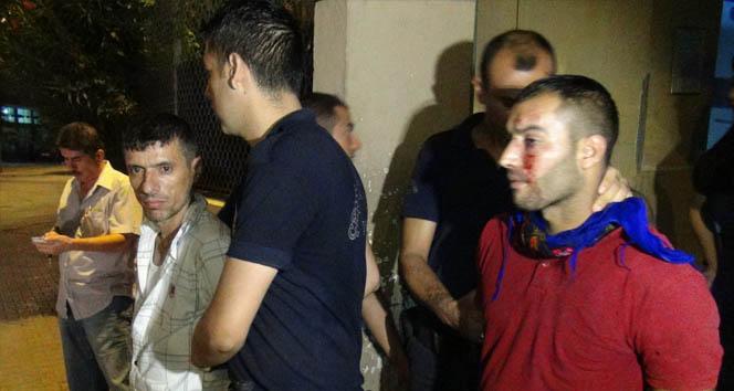 Mersin'deki IŞİD protestolarında 31 gözaltı