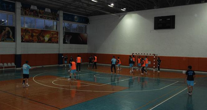 Erzurum'da hentbol heyecanı başlıyor