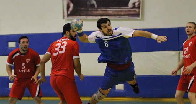 Mersin Hantaş Sportif: 28 - Ankara Büyükşehir Belediyesi: 28