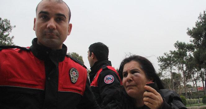 Adanada gaspçı dehşeti 98