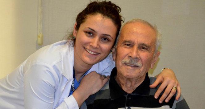 Mide bulantısı ve göğüs ağrısı hayatını kurtardı