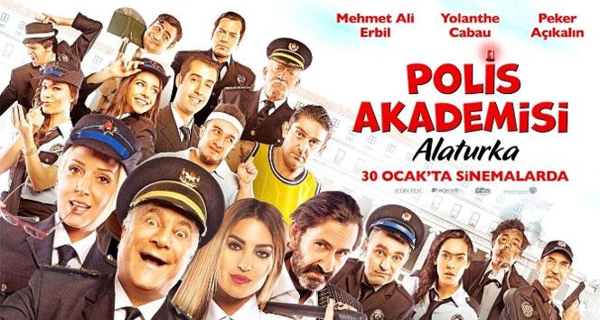 Yolanthe Cabau ve M. Ali Erbil'li filmde büyük aksilik