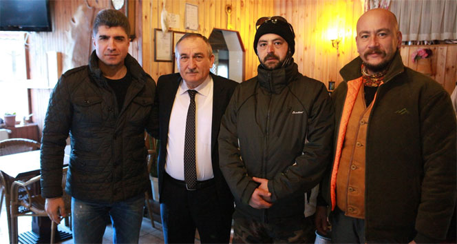 'Kaderimin Yazıldığı Gün' dizisi Bolu'da çekiliyor