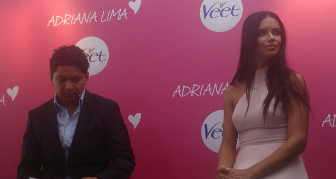 Adriana Lima: 'Türkiye benim için çok özel bir ülke'